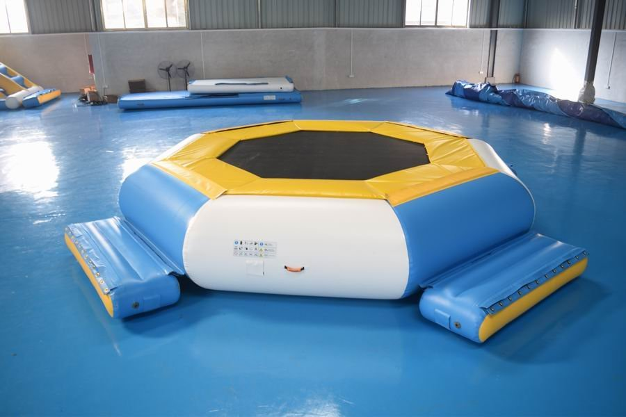 Wholesale inflatables blow up water park Bouncia Brand