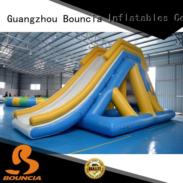 inflatable factory obstcale jumping slipping Bouncia Brand