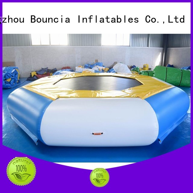 exciting lake big inflatable factory Bouncia manufacture