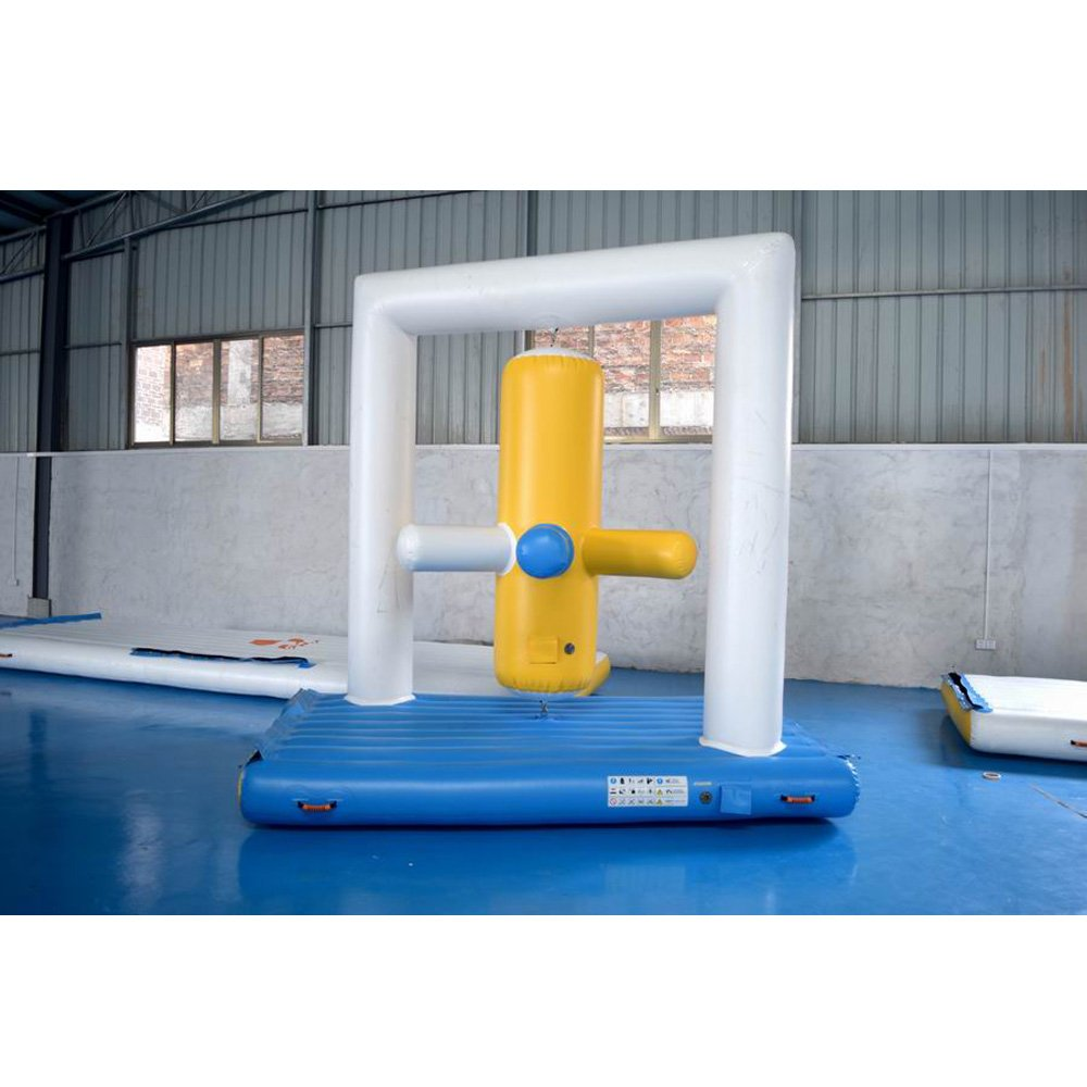 Bouncia  Big Inflatable Aqua Park Equipment For Adults And Kids Giant Inflatable Water Park image4