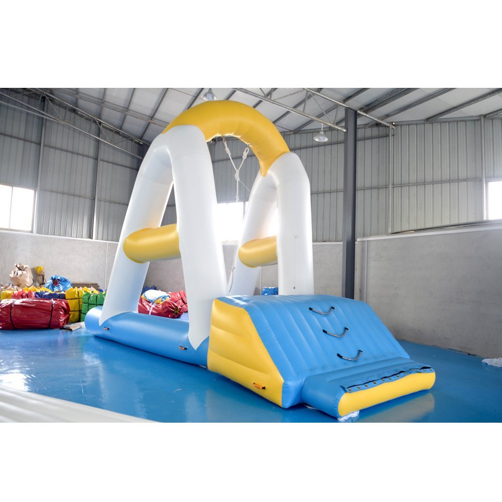 Big Aquapark Inflatable Water Park Design By Bounica