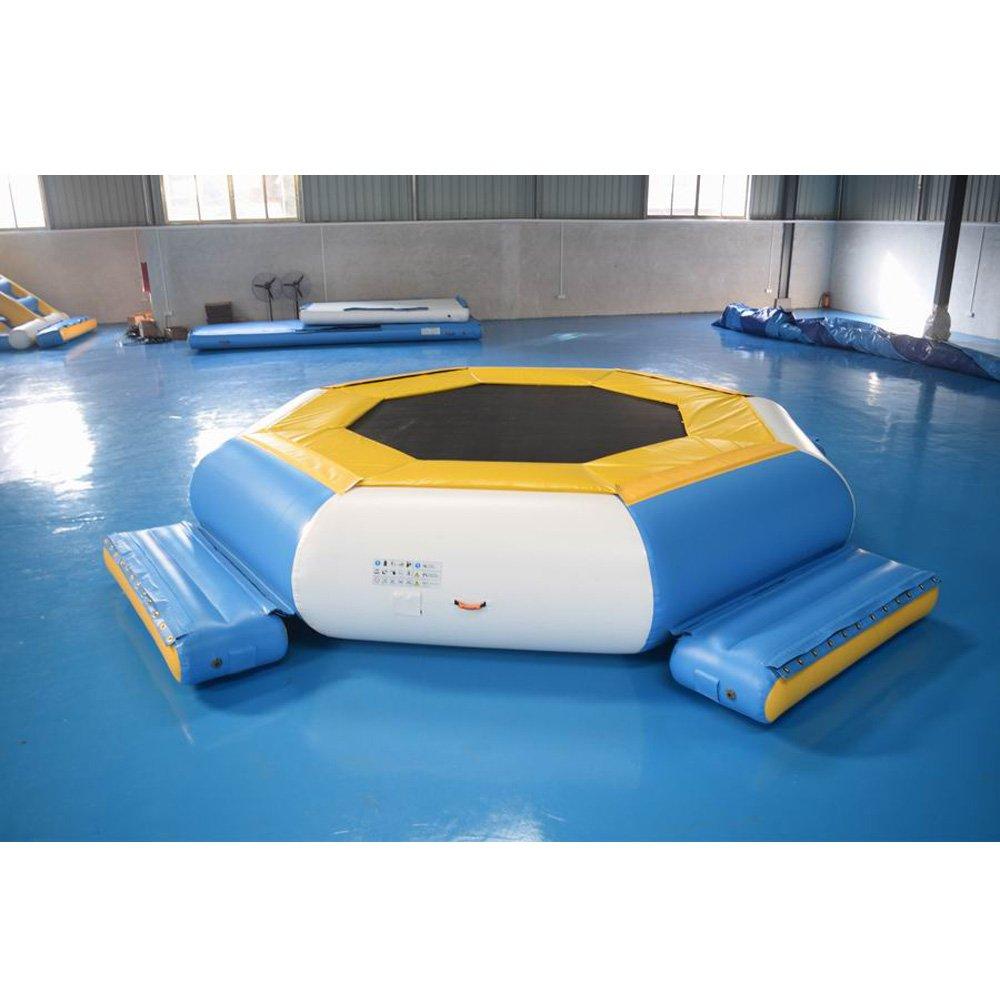 Bouncia  Big Aquapark Inflatable Water Park Design By Bounica Medium Inflatable Aqua Park image3