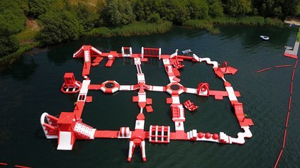 UK Inflatable Water Games