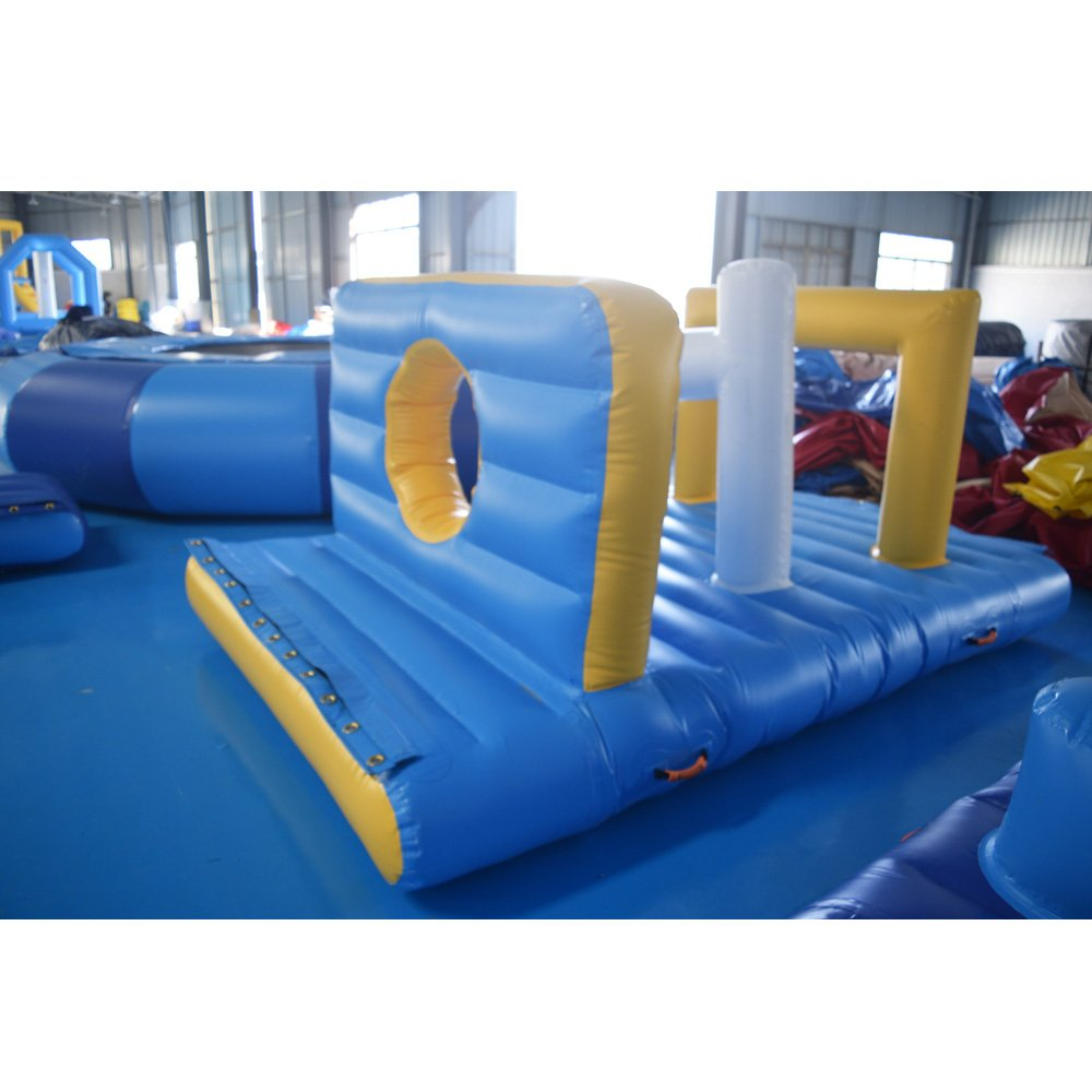 Bouncia  Inflatable Pool Obstacle Course For Sale Single Inflatable Water Games image7
