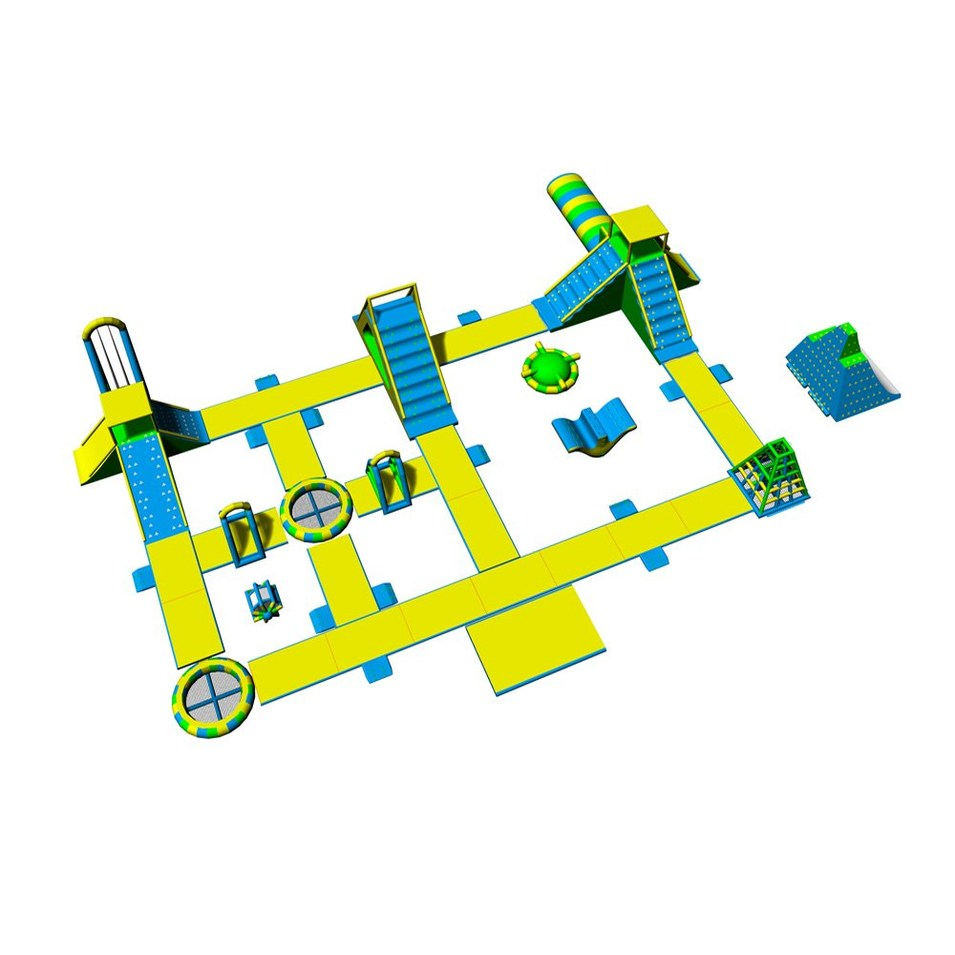 Harrison Giant Inflatable Water Park Games Supplier