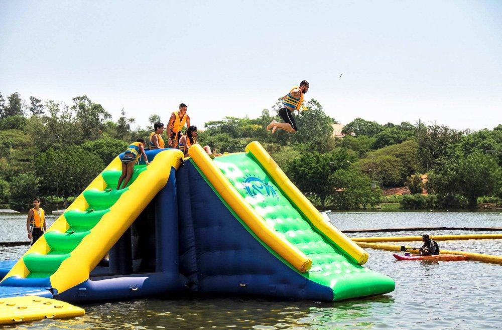 Inflatable Aqua Park Equipment