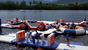 Bouncia New Inflatable Aqua Park In Cambodia