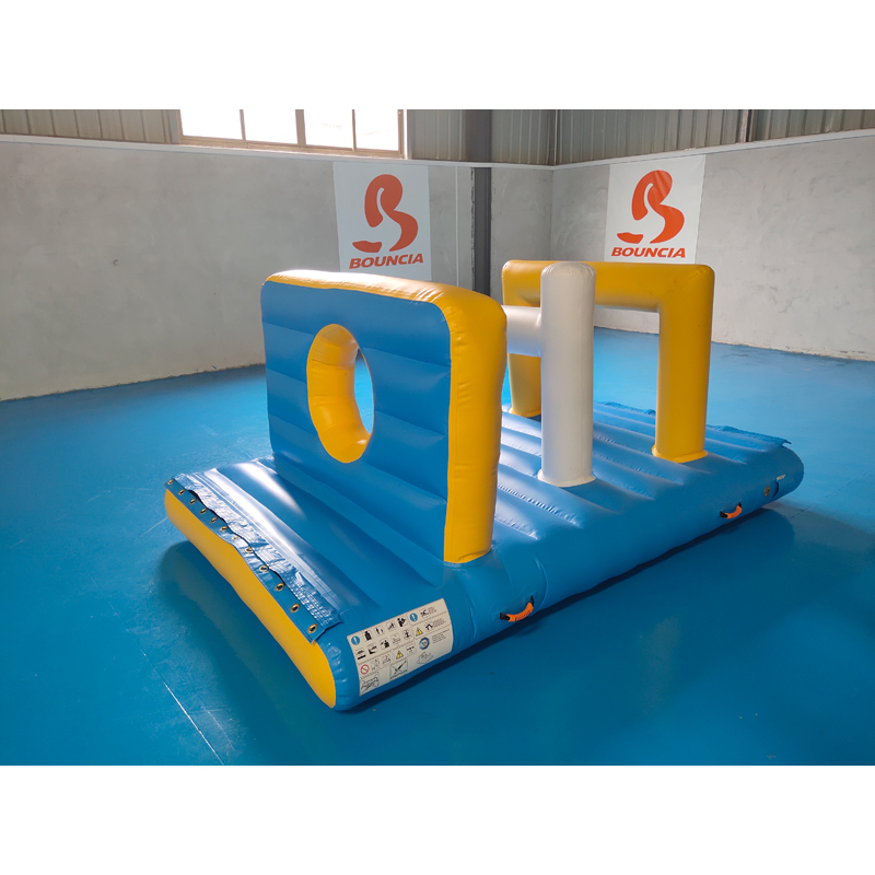 Inflatable Pool Obstacle Course For Sale