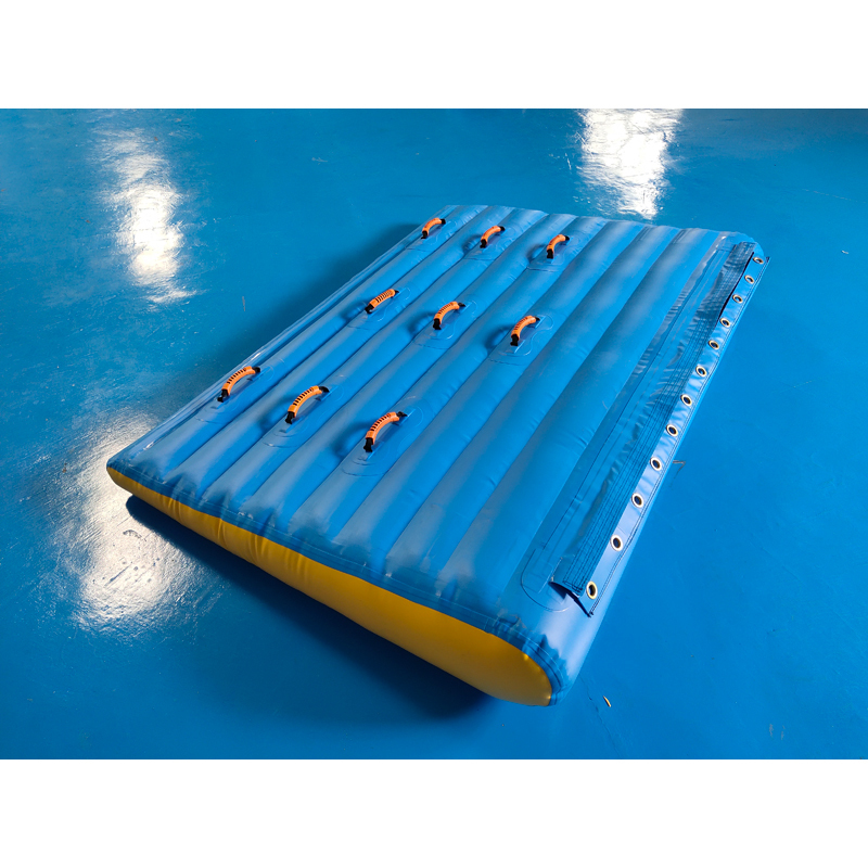 TUV Certiifcate Inflatable Ramp for Pool