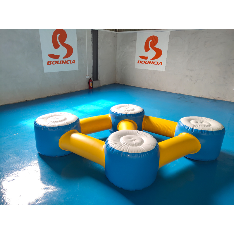 Bouncia -Professional Inflatable Water Park In Stock Water Slides For Sale Manufacture