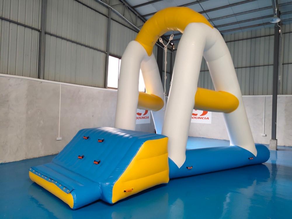 aquapark inflatable water park