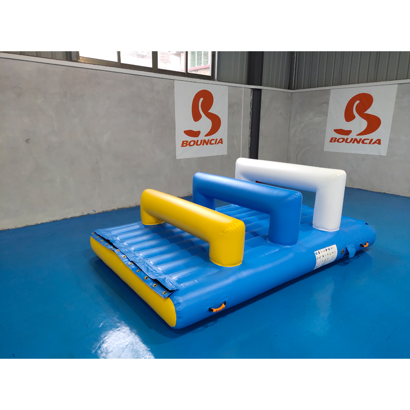Bouncia Inflatable Pool Water Obstacle