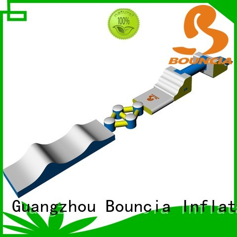 Bouncia Brand trampoline blob climbing custom small inflatable water park