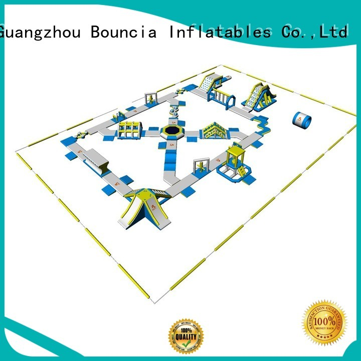 floating 184ml11mw big new Bouncia Brand blow up water park supplier