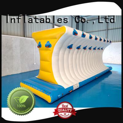 wall inflatable factory guard platform Bouncia Brand