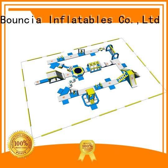 Wholesale design inflatable float Bouncia Brand