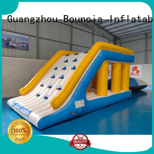 games trendy tarpaulin inflatable water games best Bouncia Brand