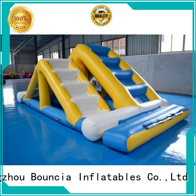 inflatable factory party new platform Bouncia Brand inflatable water games
