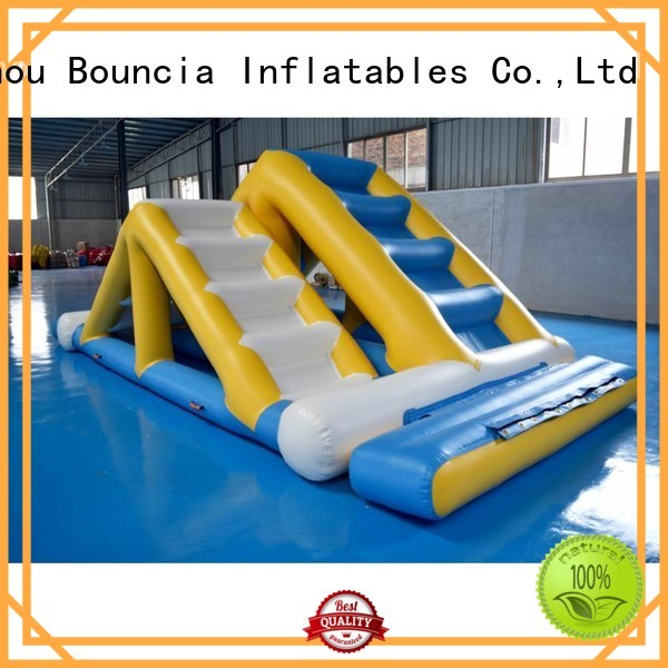climbing new equipment giant Bouncia Brand inflatable water games supplier