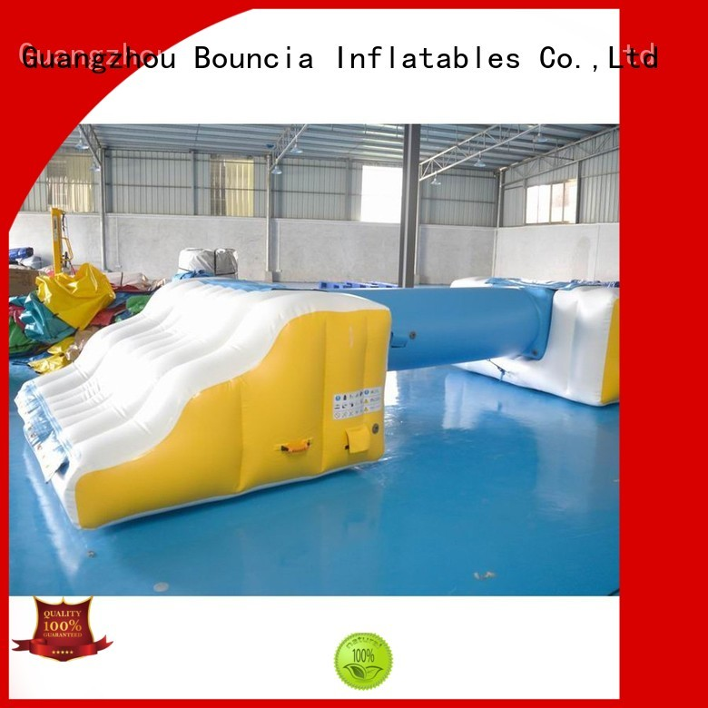 Bouncia Brand bounica best playground double inflatable water games