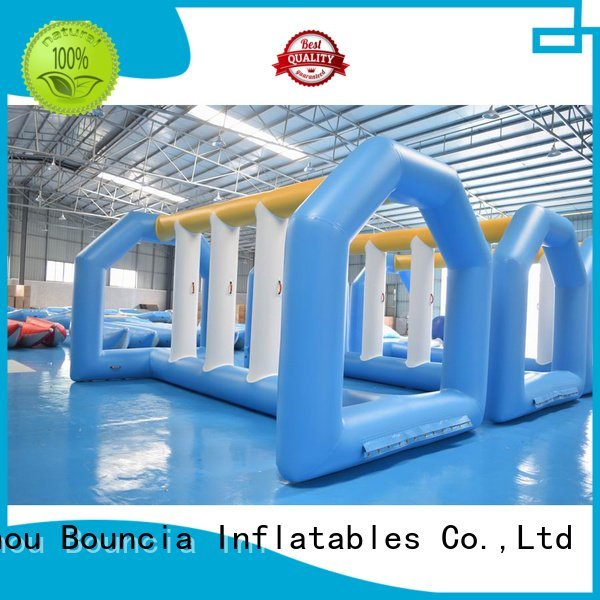 sea tuv tower inflatable factory Bouncia