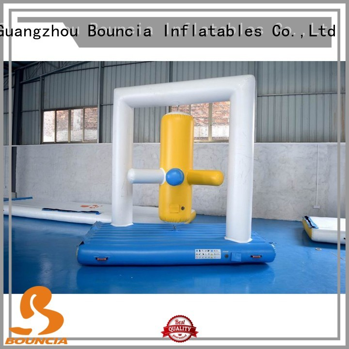 Bouncia Brand play commercial pool custom inflatable factory