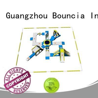 Bouncia Brand sea bouncia park blow up water park