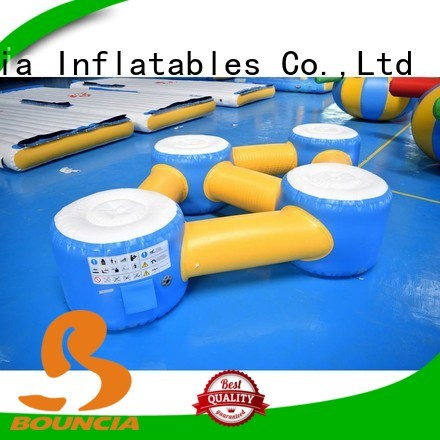 inflatable factory blob playground obstcale Bouncia Brand