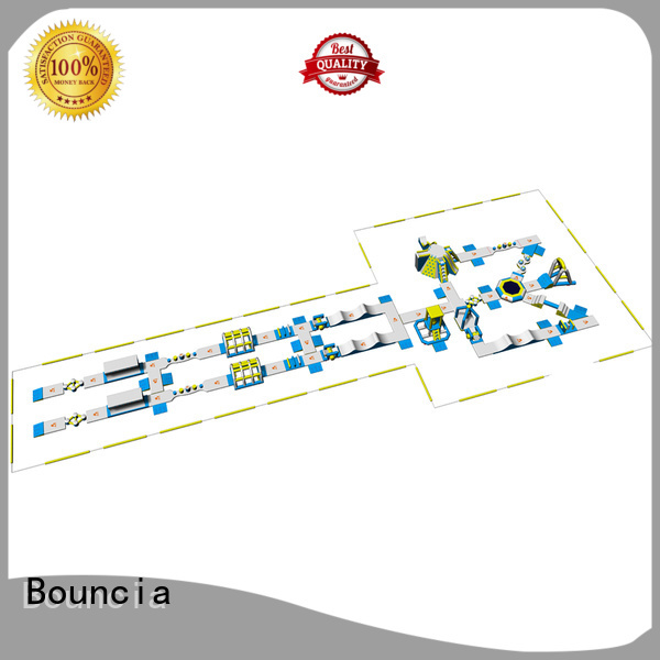 kids 09mm giant inflatable Bouncia Brand