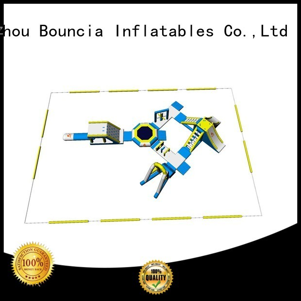 made inflatable float durable Bouncia company